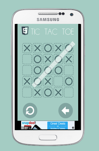 玩棋類遊戲App|Math Tic Tac Toe - man oforder免費|APP試玩