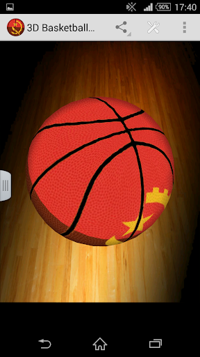 3D Basketball Angola