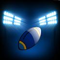 San Diego Football Wallpaper icon