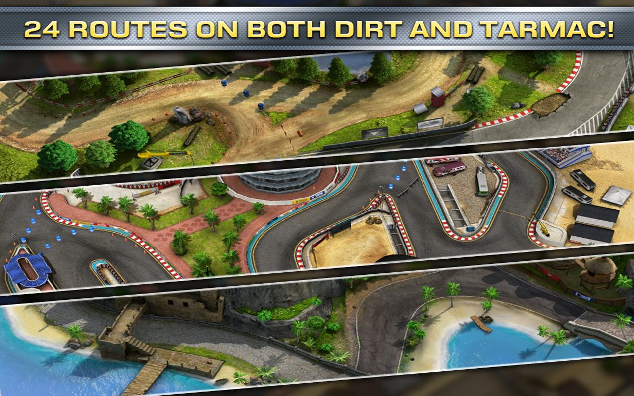 Reckless Racing 2 screenshot #13