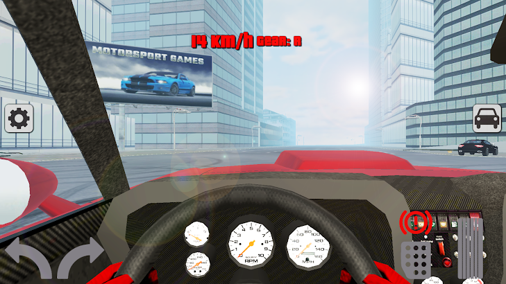 Grand Car Simulator- screenshot thumbnail