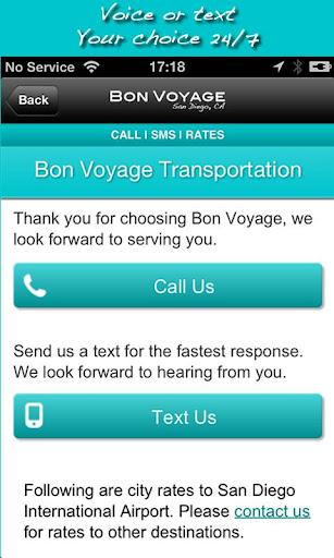 Bon Voyage Transportation