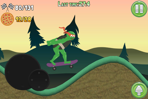 Skater Turtle