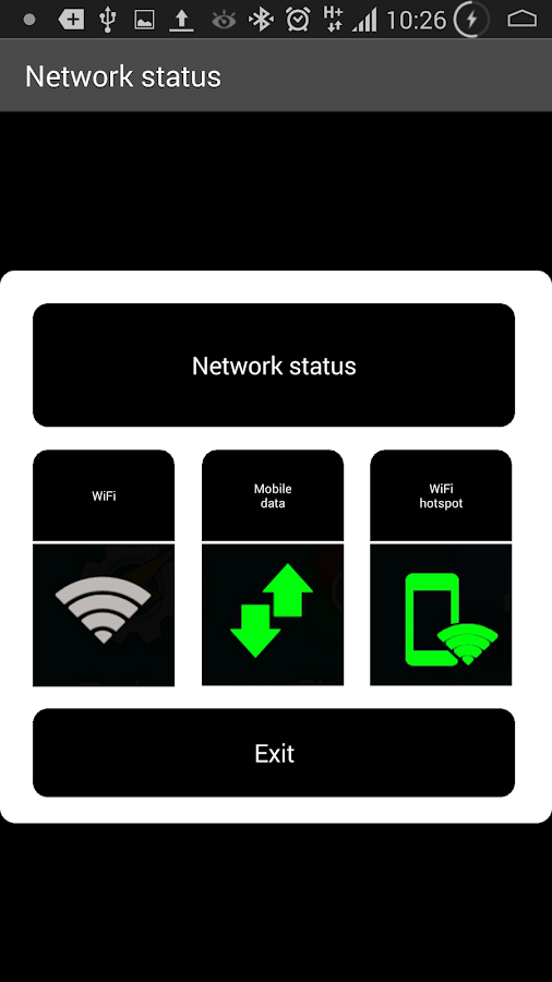 WiFi Hotspot- screenshot