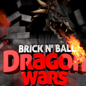 Brick n' Ball – Dragon Wars logo