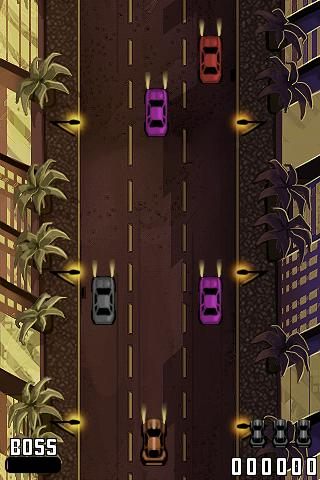 City Racer- screenshot