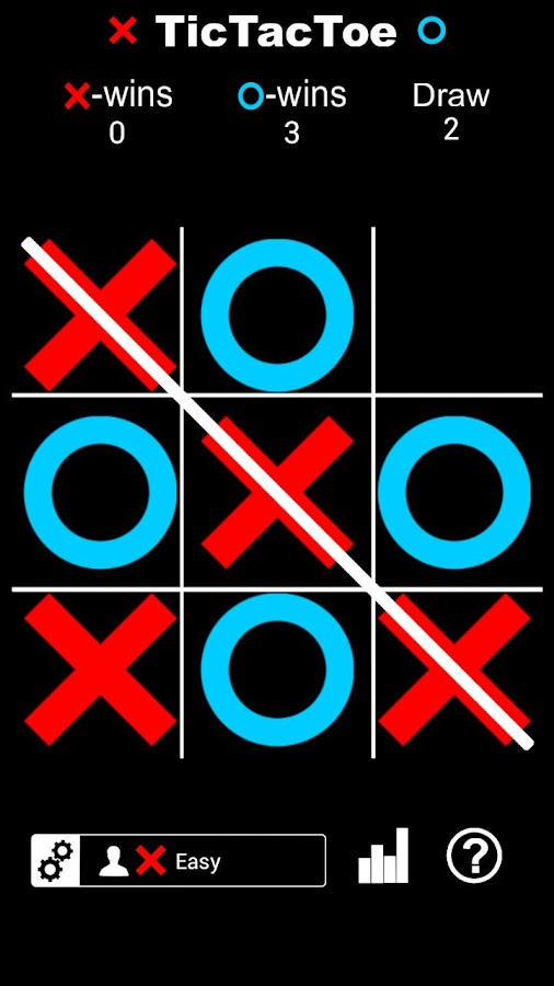 Tic Tac Toe HD- screenshot