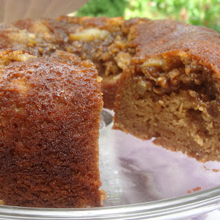 Applesauce Coffee Cake.
