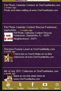 Pampered Paw Gifts.com - screenshot thumbnail