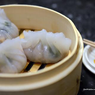 Chiu Chow Fun Gor (Teochew Dumplings) 潮州粉果