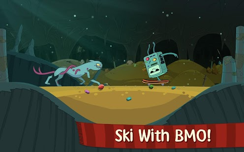 Ski Safari: Adventure Time- screenshot thumbnail
