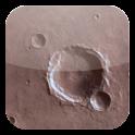 Mars Map logo