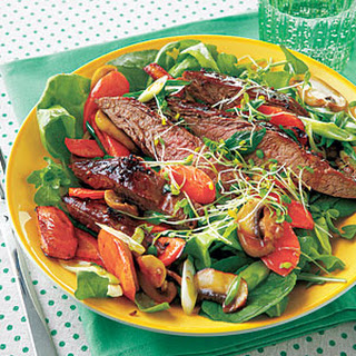 Stir-Fried Beef Salad