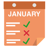 Monthly Task Tracker 2