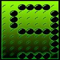 Digit,led,electroni PR.CLK num icon
