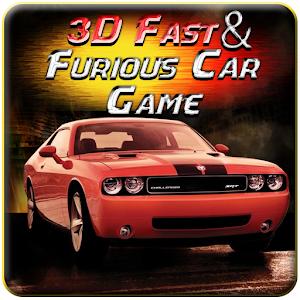 3D Fast & Furious Car Game