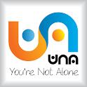 UNA - Voce Não Está Sozinho icon