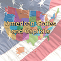 American States and Capitals icon