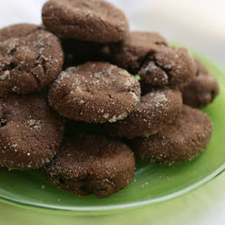 Aztec Chocolate Cookies.