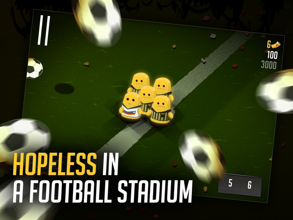 Hopeless: Football Cup- screenshot