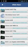Screenshot of ItasaNotifier Mobile Premium