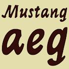 Mustang Pro FlipFont icon