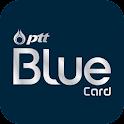 PTT Blue Card icon