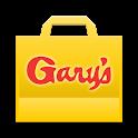 Gary's Foods logo
