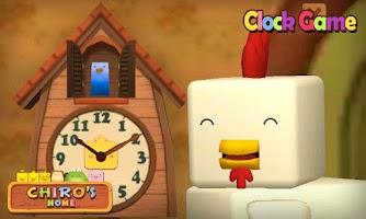 Screenshot of Chiro's Home