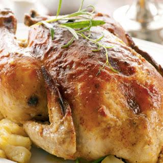 Slow Cooker Chicken Pot Roast.