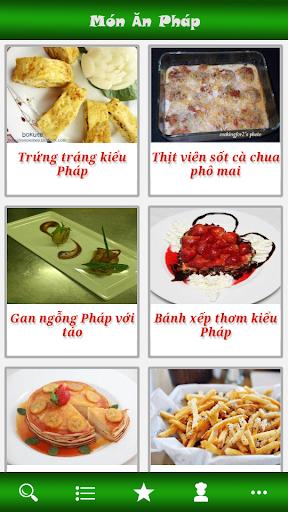Mon Ngon Phap - Mon An