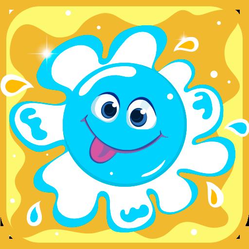 教育の子供のためのバブルポップ PRO LOGO-記事Game
