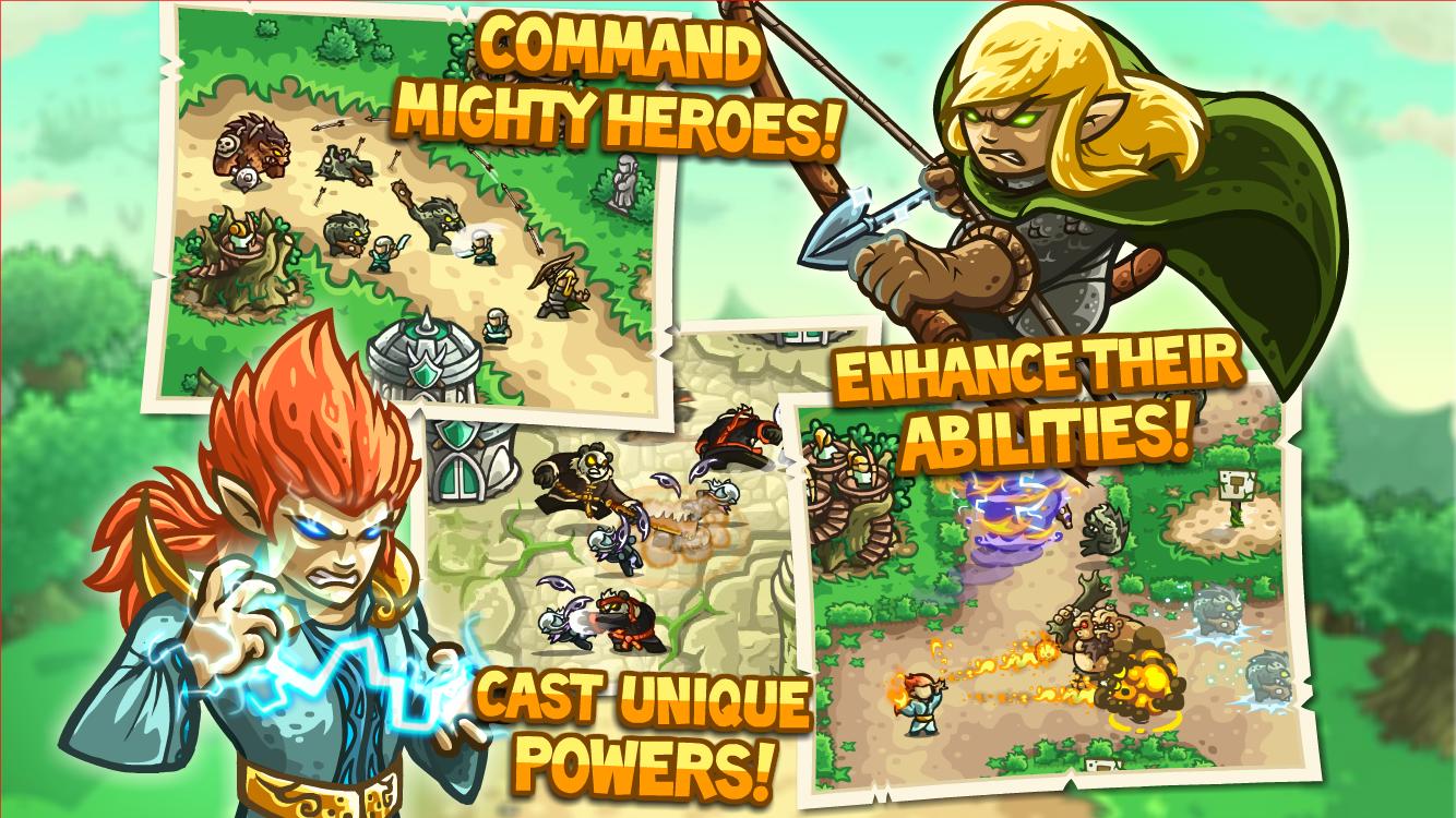 Kingdom Rush Origins screenshot #3