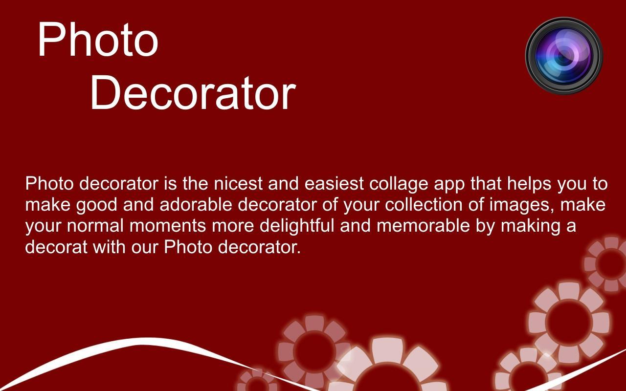 photo decorator screenshot - Photo Decorator