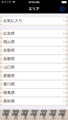 Chugoku Shikoku Screens