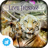 Live Jigsaws - Baby Animals