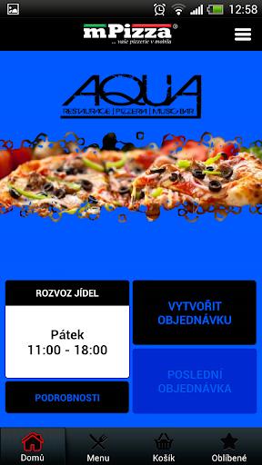 Pizzerie Aqua Eden
