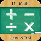 11+ Maths - Learn & Test Lite icon