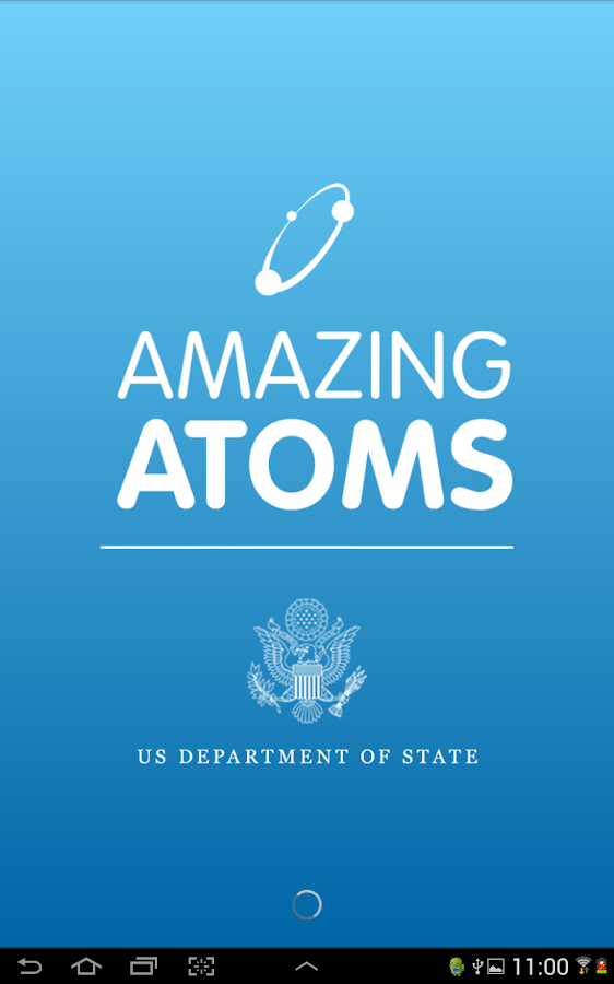 Amazing Atoms - screenshot