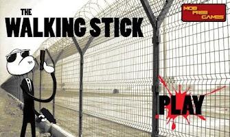 Screenshot of The Walking Stick