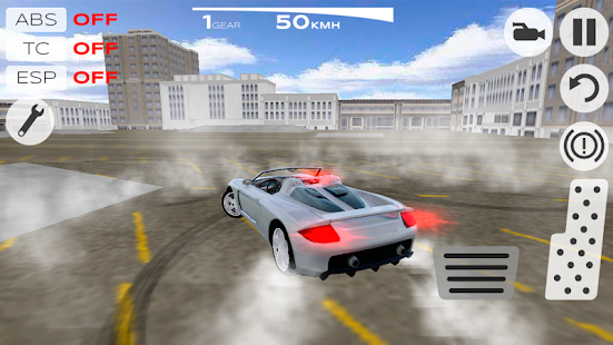 Extreme City Driving Simulator