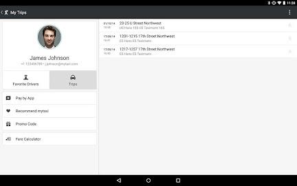mytaxi – The Taxi App Screenshot 15