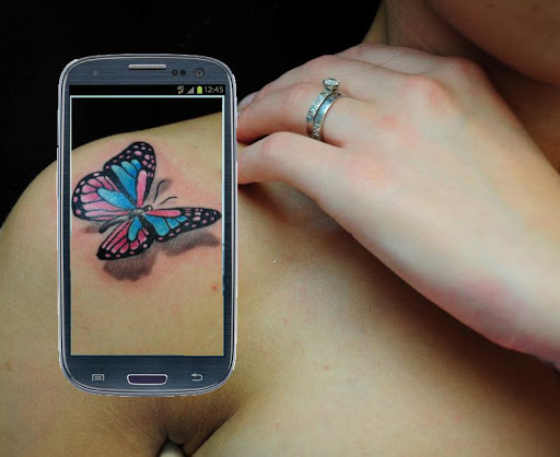 Tattoo your Body Cam