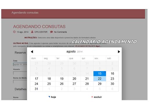 Agenda Consultas
