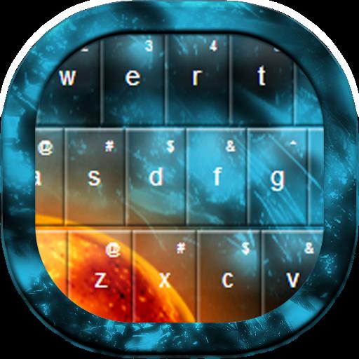 银河键盘GO主题 LOGO-APP點子