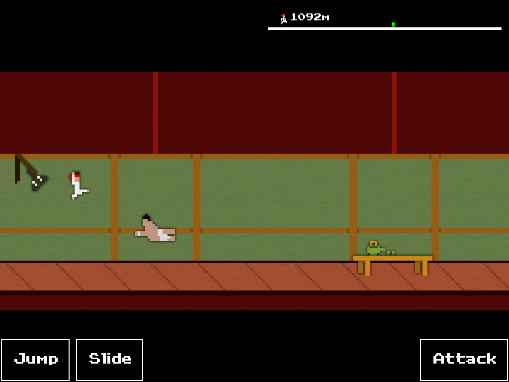 Kung Fu FIGHT! (Free)- screenshot