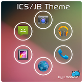 Theme ICS/JB - Smart Launcher