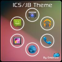 Theme ICS/JB - Smart Launcher 1.0