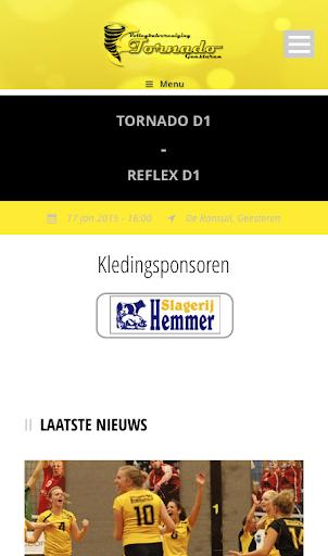 VV Tornado