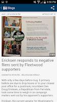 Screenshot of Bellingham Herald WA newspaper